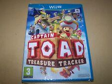 El capitán Toad: Tesoro Rastreador Wii U ** NUEVO Y SELLADO **