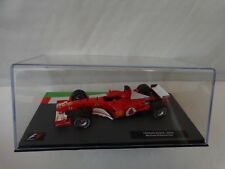 1/43 F1 FORMULA 1 CAR COLLECTION - FERRARI F2002 MICHAEL SCHUMACHER 2002 CAR #6