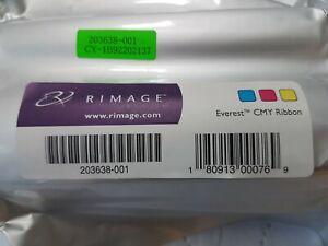 Rimage Everest (I, II, III) Color (CMY) Ribbon 203638-001