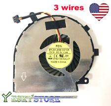 NEW CPU Cooling Fan MSI GE62 GL62 GE72 GL72 GP62 GP72 PE60 PE70 PAAD06015SL 3Pin