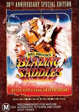 BLAZING SADDLES: 30TH ANNIVERSARY : NEW DVD