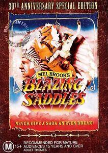BLAZING SADDLES: 30TH ANNIVERSARY : NEW DVD