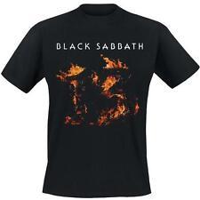 New: BLACK SABBATH - Burning 13 (Men's XL) Concert T-Shirt