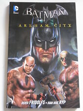 Batman arkham city 3 DC Comics Panini Sun 3