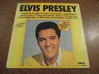 33 tours ELVIS PRESLEY le disque d'or enregistrements originaux