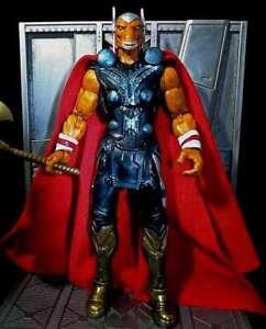Custom Marvel Legends Beta Ray Bill Thor MCU concept