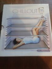 Chillout 12 CD Boxed Collection - Mixed By CHILLERBOXCOOL - Over 100 Orig.Tracks