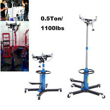 500kg  Lifter Hydraulic Transmission Jack Stand Gearbox Adjustable height