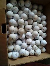 200 Golf Balls Mixed Grade B and Practice