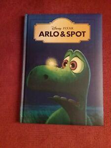 """☆1 Buch """"Arlo & Spot"""" 2015☆von Disney Pixar☆"""