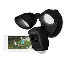 Ring Floodlight Cam - Black - BRAND NEW CCTV WIFI ALEXA
