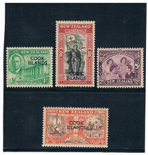 COOK ISLANDS 1946 Peace Issue MLH