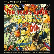 TEN YEARS AFTER - LIVE AT READING '83 FRIDAY ROCK SHOW SESSIONS (New/Sealed) CD