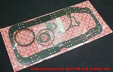 VAUXHALL CAVALIER ASTRA CORSA C20XE REDTOP BOTTOM END ENGINE GASKET SET ELRING