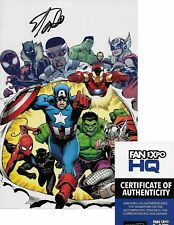 Marvel Legacy #1 FanExpo VIRGIN VARIANT signed by Stan Lee COA NM