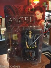 Buffy Vampire Slayer Action Figure MOC - Moore Angel Red You're Welcome ORDELLIA