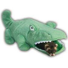 Marshall Ferret Cage Hide n Sleep Bed Toy - Alligator