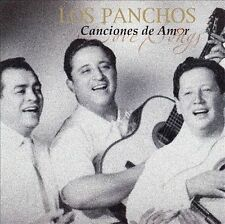 Canciones de Amor by Los Panchos (CD, Sep-2007, Sony BMG)