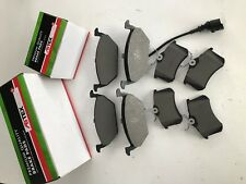 FRONT AND REAR BRAKE DISC PADS FITS VW GOLF MK4 1.4 1.6 1.9 Dsi 1998 -2004