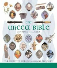NEW The Wicca Bible By Ann-Marie Gallagher Paperback Free Shipping