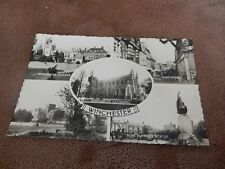 1950s real photo postcard - Winchester multiview - Hampshire
