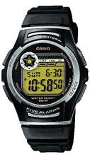 Casio   Boys   W-213-9AVEF  W-213  Digital   Watch   Dual Time   50m    W213