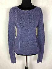 ARMANI Maglione Maglia Donna Cotone Mohair Woman Sweater Sz.S - 42