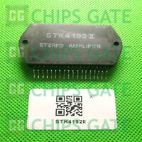 2PCS STK4192II Encapsulation:SIP-ZIP,AF Power Amplifier Split Power Supply