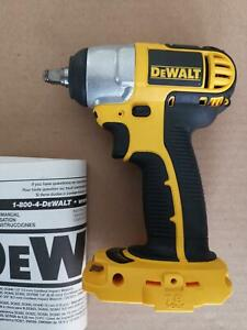 """New! Dewalt 18V 3/8"""" Compact Impact Wrench 3/8"""" - DC823 - bare tool"""
