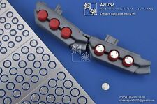 AW-096 GUNDAM & WEAPON MODEL DETAIL THRUSTER BUILDERS PARTS PHOTO ETCH ADD ON
