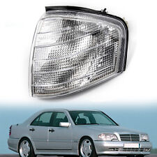 Left Corner Lights Turn Signal Lamps For Mercedes Benz C Class W202 94-2000 New