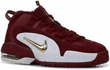 NEW NIKE MENS AIR MAX PENNY HOUSE PARTY TEAM RED 685153-601 MAROON