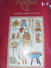 Anchor Lets Cook Cross Stitch Kit