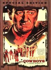 Die Cowboys ( Western Klassiker HOLZBOX ) mit John Wayne, Bruce Dern, A Martinez