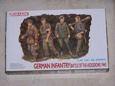 Figurines DRAGON 1/35ème GERMAN INFANTRY (BATTLE OF THE HEDGEROWS 1944)