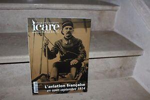 Icare, n°193 / L'aviation française en aout-septembre 1914