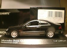 EXTREMLEY RARE MINICHAMPS 1/43 2001 MERCEDES-BENZ CLK-CLASS (W209} SUPERB NLA!!!