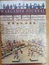 WARGAMES JOURNAL - ISSUE 1 - THE TROJAN WAR - WARGAMES MAGAZINE