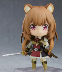Nendoroid The Rising of the Shield Hero Raphtalia Good Smile Company Japan New