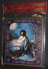 "Orthodox Icon of Jesus Christ Agony in the Garden 4""x5"" Моление о чаше"