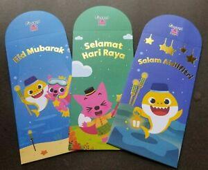 [SJ] Malaysia Baby Shark 2020 Animation Cartoon Raya Angpao (money packet)