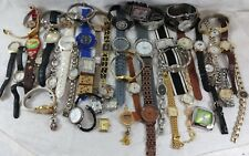 LARGE LOT OF 45+ WOMENS WATCHES FOR PARTS