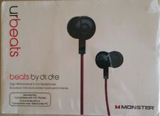 Beats by Dr. Dre UrBeats High Performance In Ear Headphones RED BLACK
