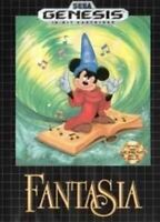 Fantasia - Original Sega Genesis Game
