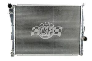 CSF Racing Aluminum Radiator for BMW E46 320i 323i 325i 328i 330i M/T