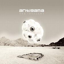 """ANTIGAMA The Insolent [transparent 12"""" LP]"""