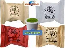 100 Capsule Caffè SOVRANO MIX Compatibili Sistema KIMBO  ILLY UNO SYSTEM