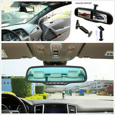 4.3 inch TFT LCD Dual Screen Car SUV Rearview Mirror Monitor 4CH HD with Bracket