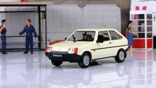 "Scale car 1:43, ZAZ-1102 ""Tavria"" autolegend Of the USSR"