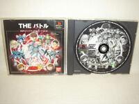 SHIN KIDOUSENKI GUNDAM WING THE BATTLE Playstation PS1 PS JAPAN Game p1